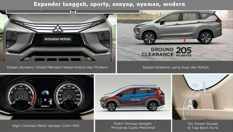 Promo Harga Xpander Jakarta Terbaru Kredit Cash Toko Mitsubishi